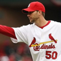 Adam Wainwright becomes even more important as St. Louis Cardinals injuries mount