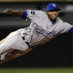 You know, Alcides Escobar is a pretty good shortstop