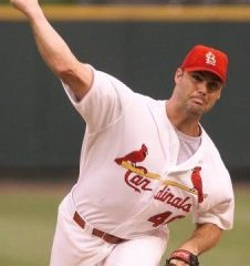 Opening Day Starters – 1996 to present
