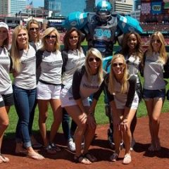 Fox Sports Girls Bring Life To Network Launch
