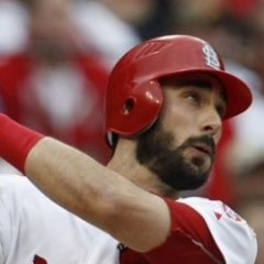 The Curious Case of Matt Carpenter