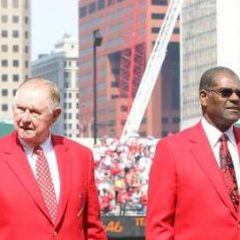 Cardinals Officially Unveil Team Hall of Fame