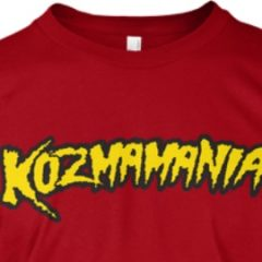 Kozmamania T-Shirts Available