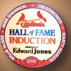 Cardinals Hall Of Fame Induction Adds New Level To Legacy