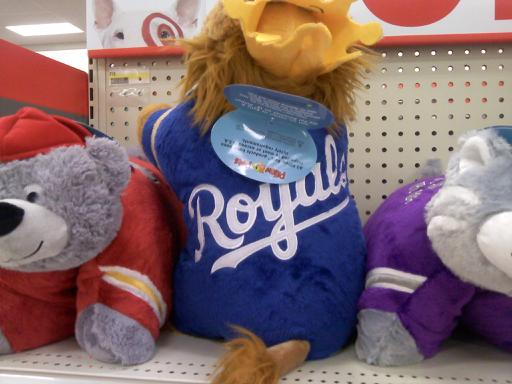 Everyone needs a Sluggerrr PillowPet